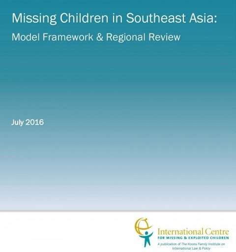 Cover Page Southeast Asia